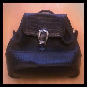 Brighton Bags - EUC Brighton Monica Backpack Purse